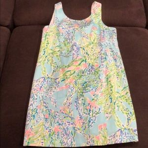 Size 12 Lilly Pulitzer shift dress